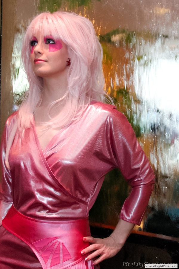 Jem Costume From Jem And The Holograms The Home Of Fire