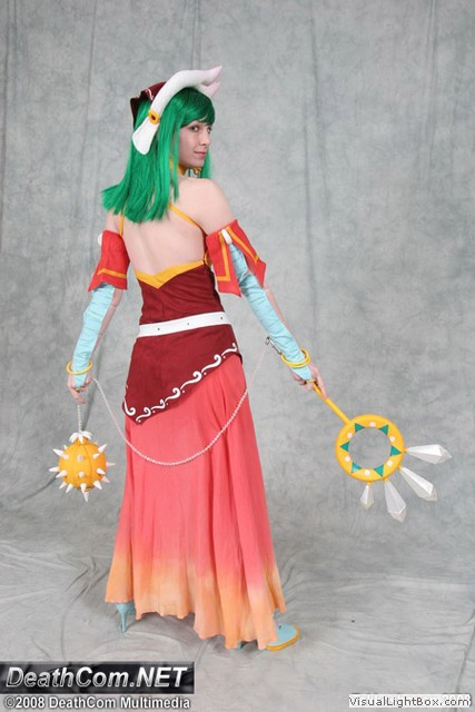 Tamber Costume from Children of Mana - The Home of Fire ...