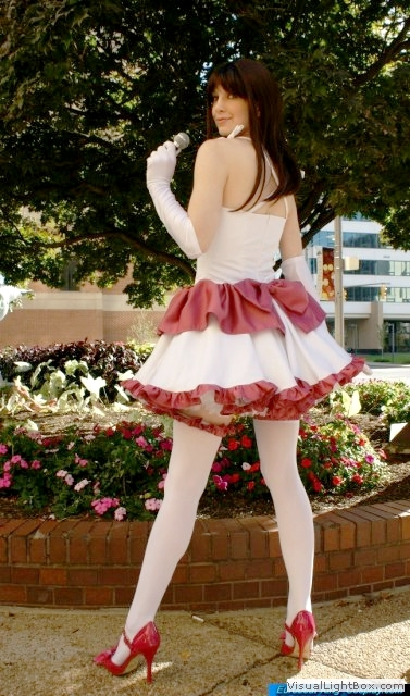Yukiko Cham Costume From Perfect Blue The Home Of Fire Lily Cosplay